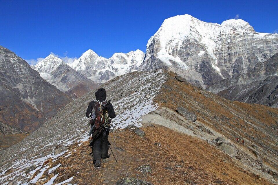 Trekking im Rolwaling-Tal