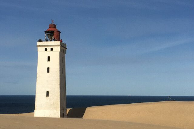 Leuchtturm Rubjerg Knude, Nordjütland