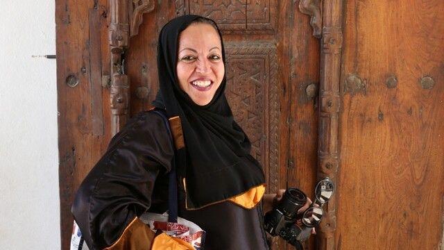 saudische Frau © Diamir