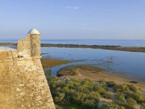 Festung Cacela Velha, östliche Algarve