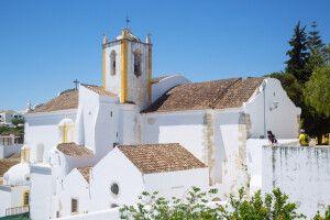 In Tavira, östliche Algarve