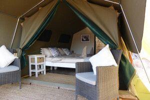 Twyfelfontein Adventure Camp, Zimmerbeispiel