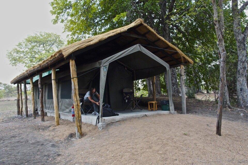 Mapunga Bush Camp