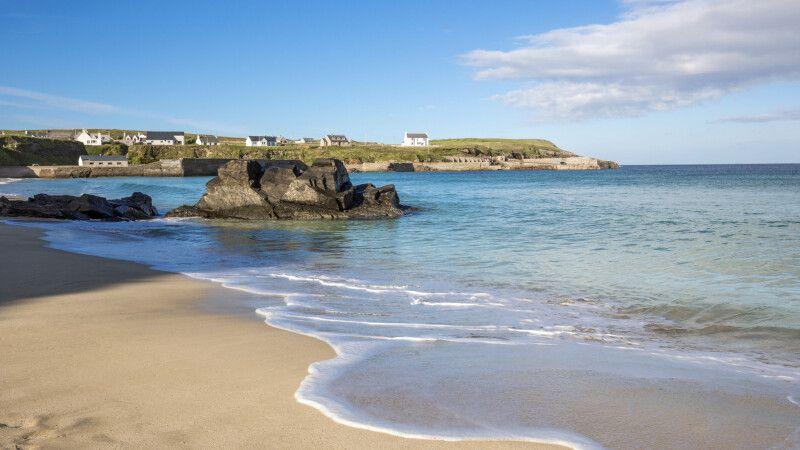 Ness Beach auf der Isle of Lewis, Äußere Hebriden © Diamir