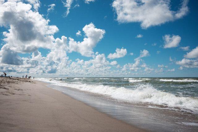 Strand auf der Kurischen Nehrung