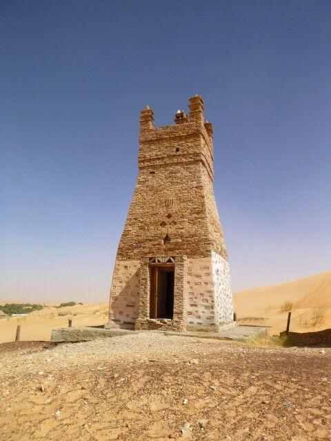 Turm von Chinguetti