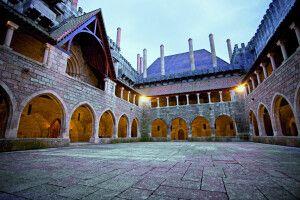 Palast Duques de Braganca, Guimaraes