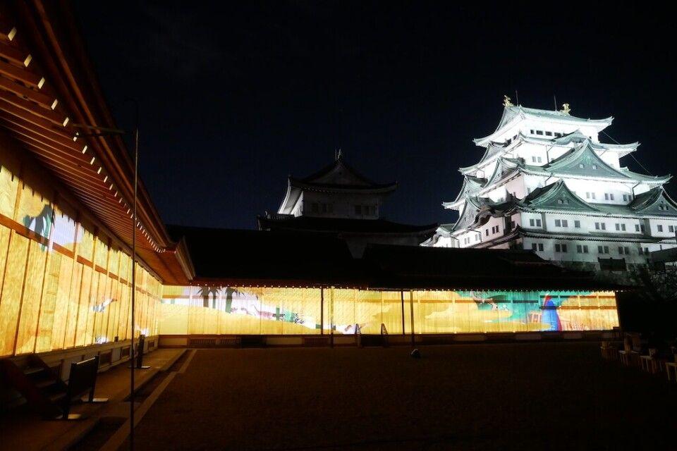 Samurai-Burg in Nagoya
