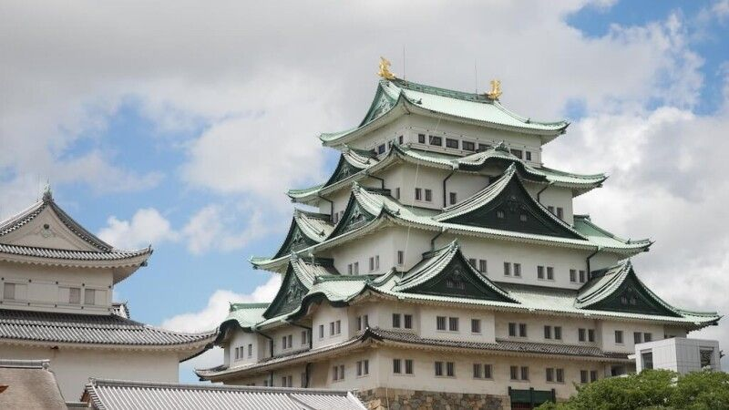 Samurai-Burg in Nagoya © Diamir