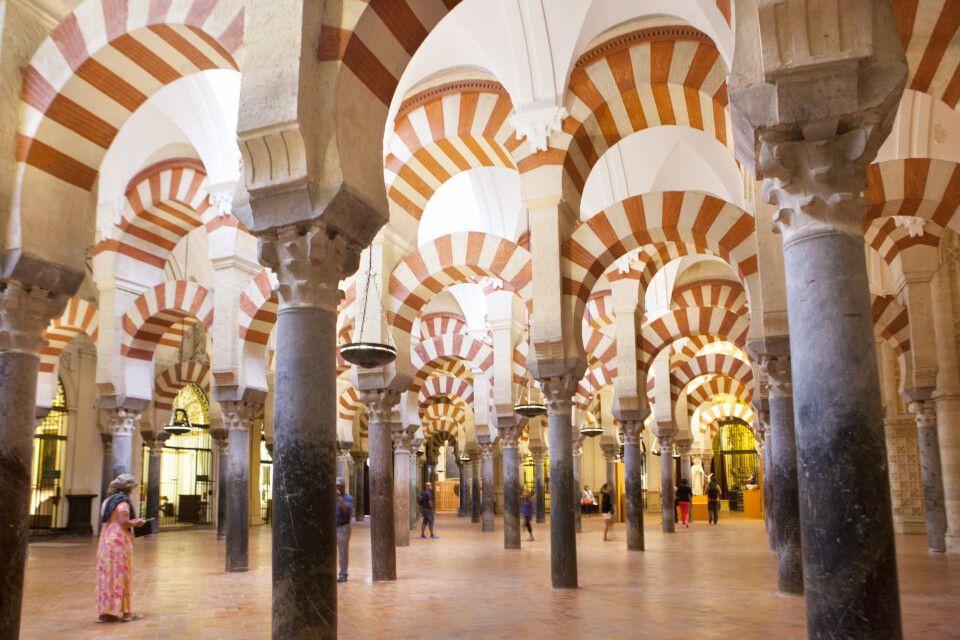 In der Mezquita, Córdoba