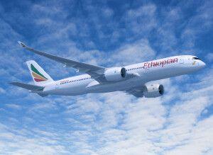 A350 von Ethiopian Airlines