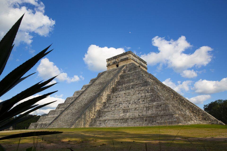 Chichén Itzá – Die weltberühmte Ruinenstätte der Maya-Kultur auf der mexikanischen Halbinsel Yucatán