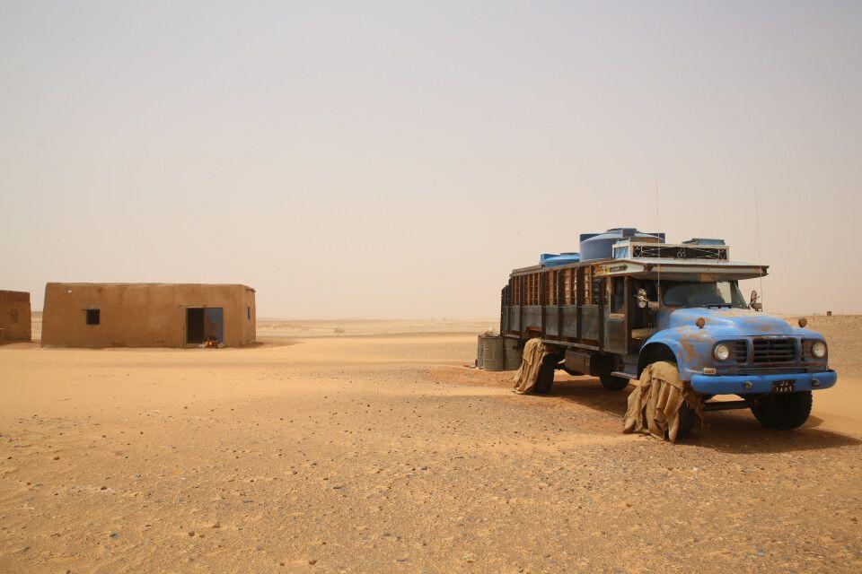 Bayuda Wüste