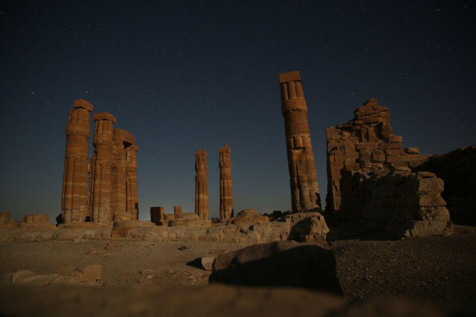 Tempelruine von Soleb