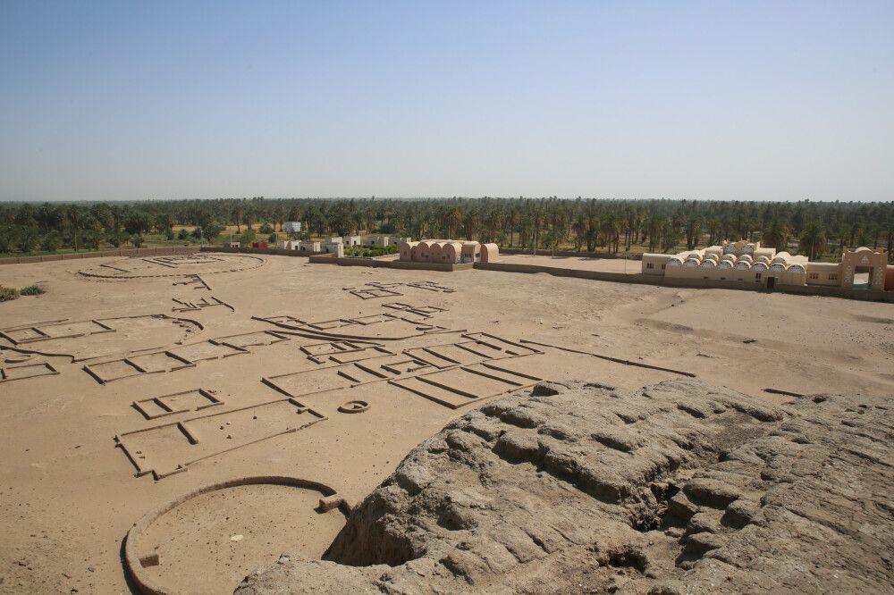 Ruinen von Dafuffa in Kerma