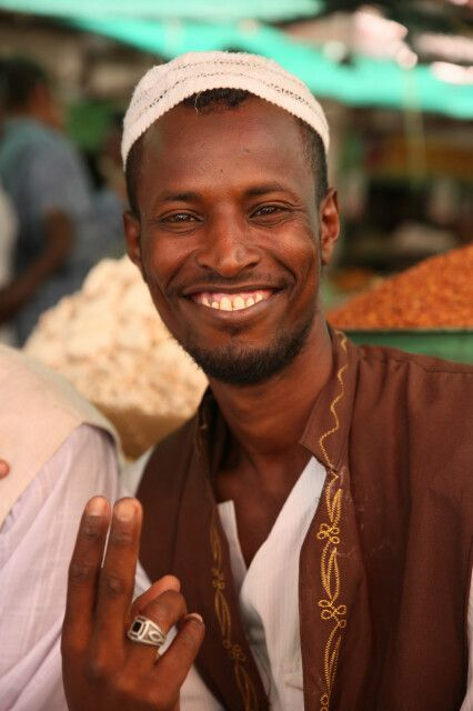 Auf dem Markt in Omdurman