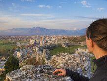 Blick auf Shkodra