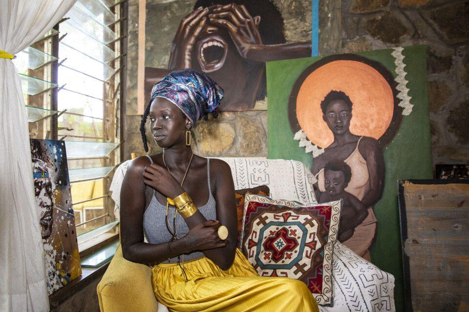 Gallerie in Juba