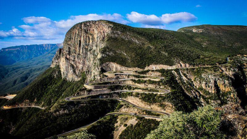 Serra da Leba, Angola © Diamir