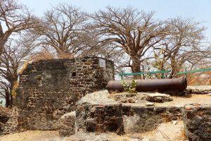 James Island in Gamiba (UNESCO-Weltkulturerbe)