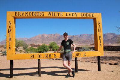Brandberg White Lady Lodge