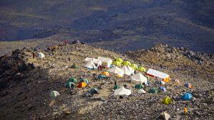 Hochlager am Ararat