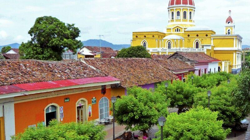 Granada, Nicaragua © Diamir