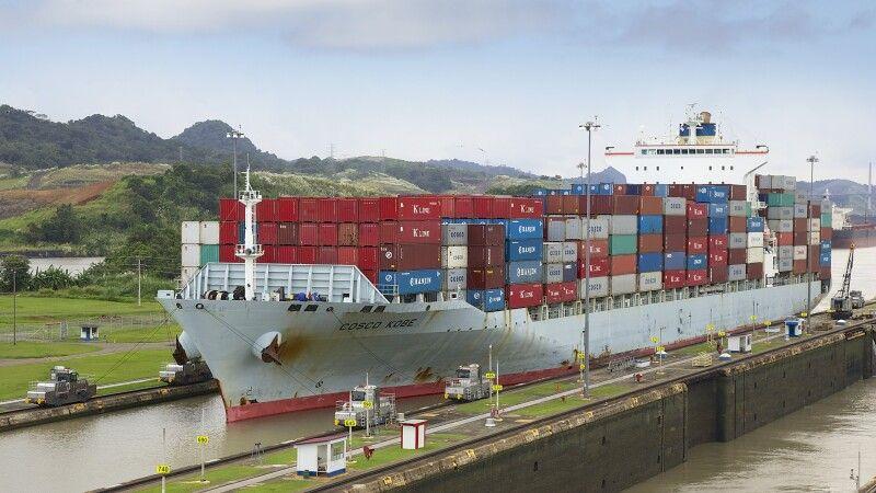 Panamakanal © Diamir