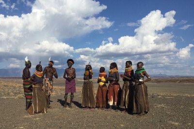 Unterwegs auf einer Sonderreise in Kenia