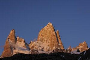 Cerro Fitz Roy im Nationalpark Los Glaciares