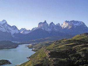 Felsnadeln Torres del Paine