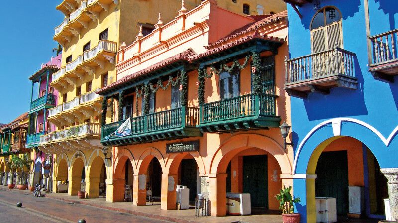 Cartagena © Diamir
