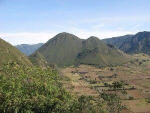 Naturreservat Pululahua