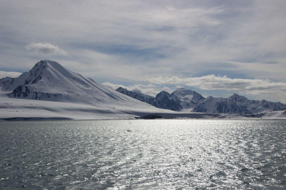 Im Kongsfjorden