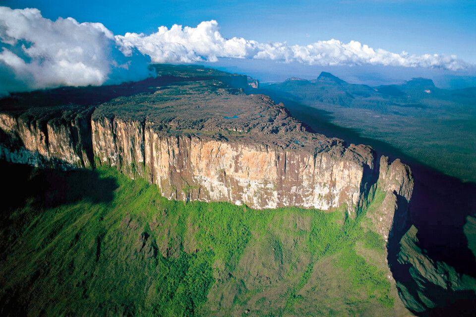 Roraima-Tepuy in Venezuela, Südamerika