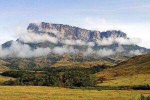 Tafelbergidylle in Venezuela