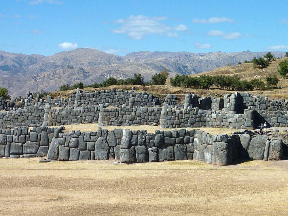 Sacsayhuaman bei Cusco