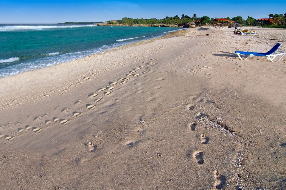 Am Strand von Guardalavaca
