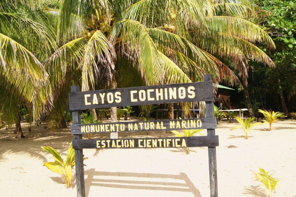Cayos Cochinos