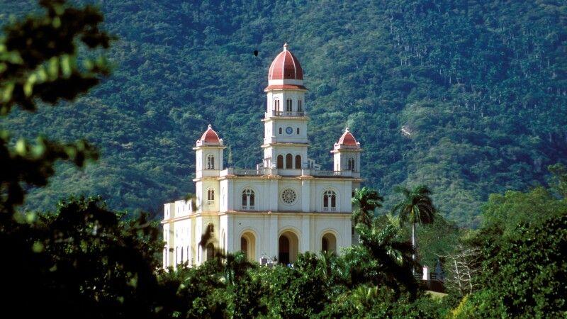 Wallfahrtskirche El Cobre in Kuba © Diamir