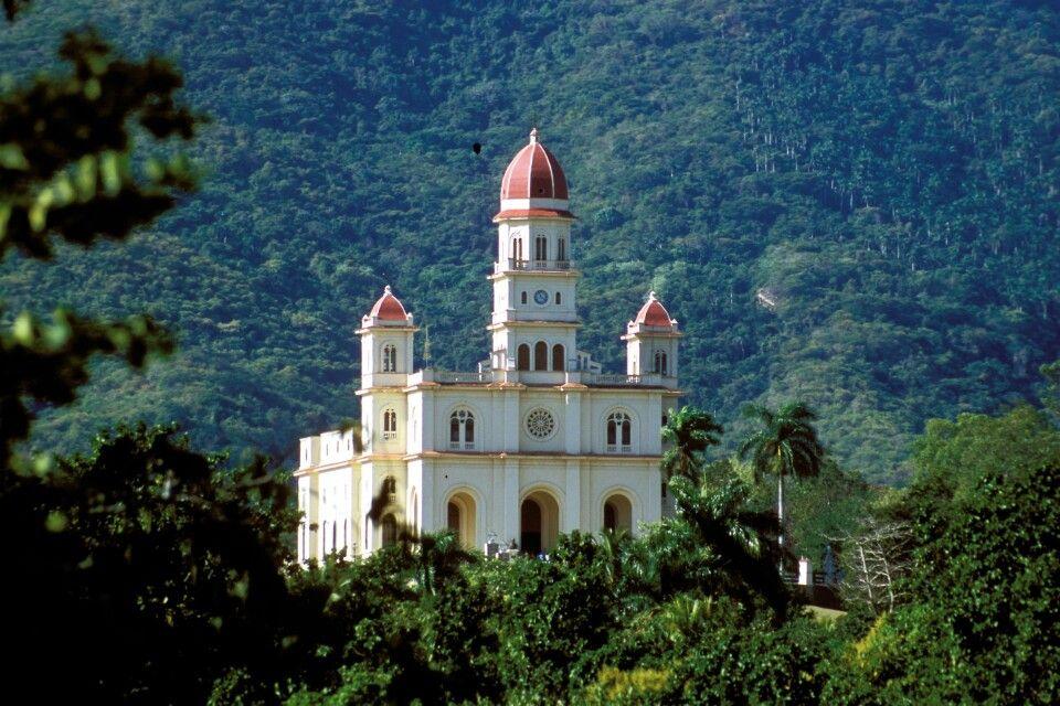 Wallfahrtskirche El Cobre in Kuba