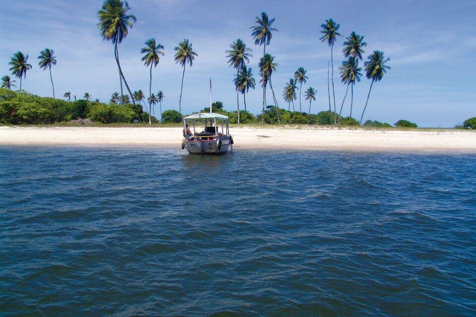 Strand in Bahia