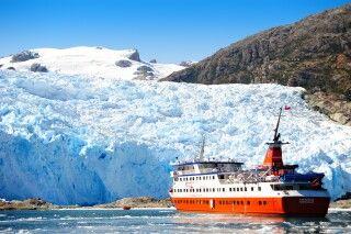 El Brujo Gletscher