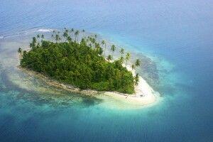 Insel Zapatilla Bocas del Toro