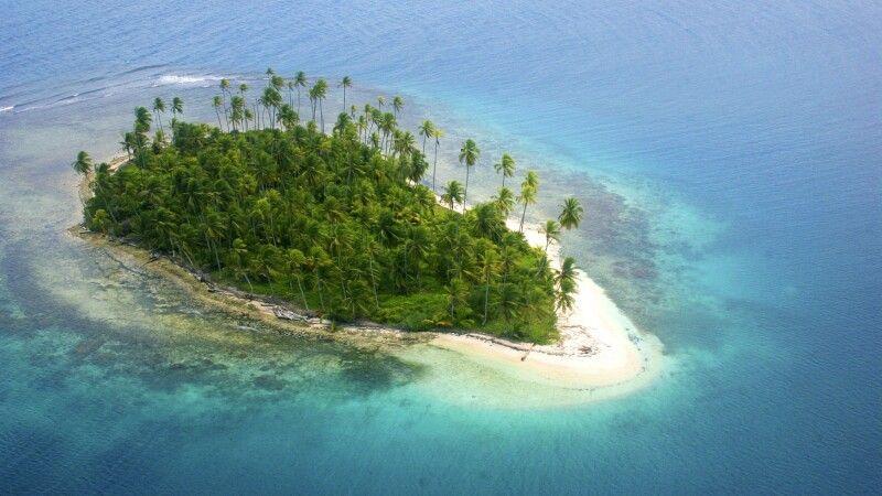 Insel Zapatilla Bocas del Toro © Diamir