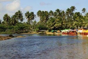 Strand von Imbassai