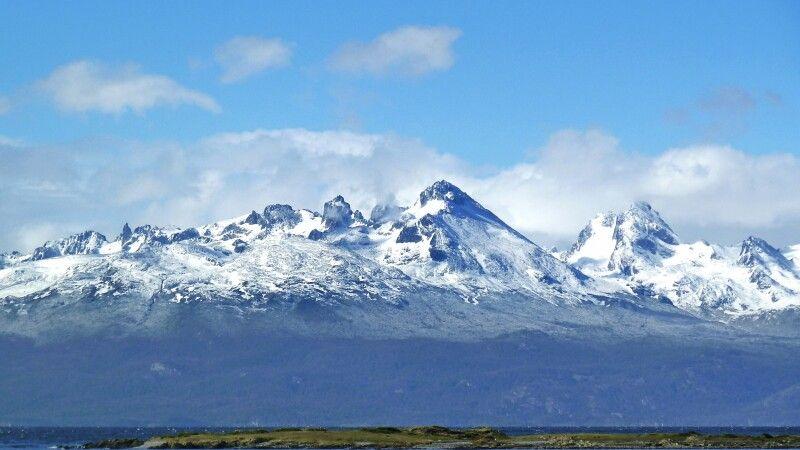 Berge in Ushuaia © Diamir
