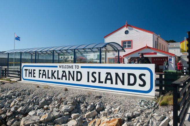 Willkommen auf Falkland!