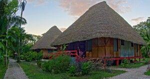 Yasuni Kichwa Lodge
