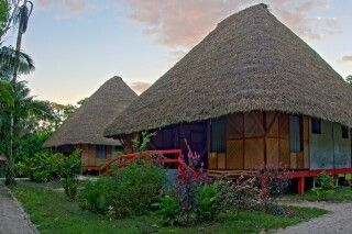 Napo Cultural Center (ehemals Yasuni Kichwa Lodge)